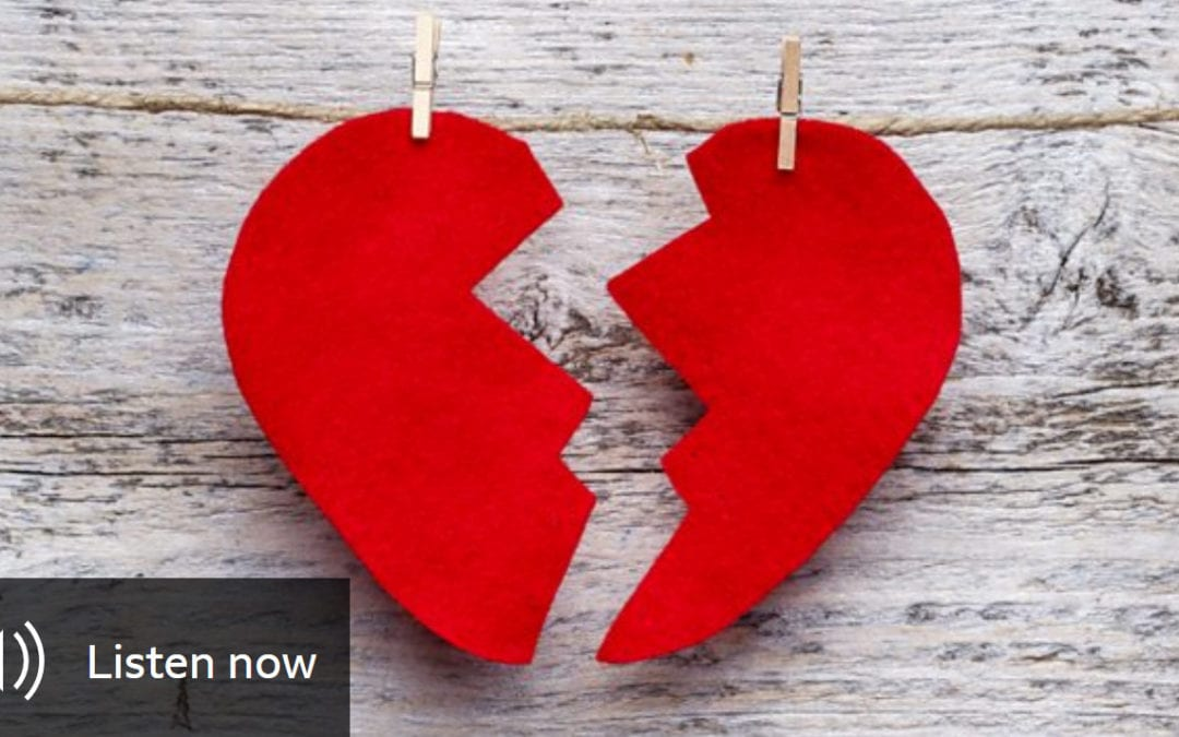Listen to Rebekah Gershuny discussing How to end a Relationship well on BBC's Women's Hour Today